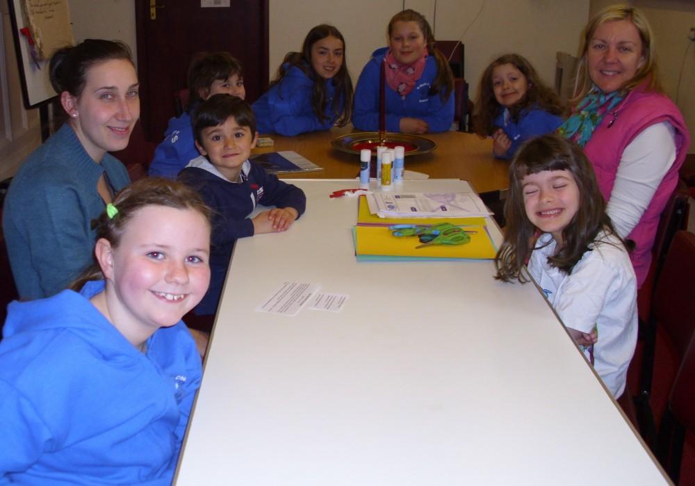 St Marks Dukinfield Little Lions Sunday School