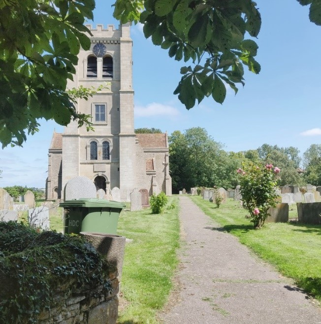 Leighton Bromswold – George Herbert's Church