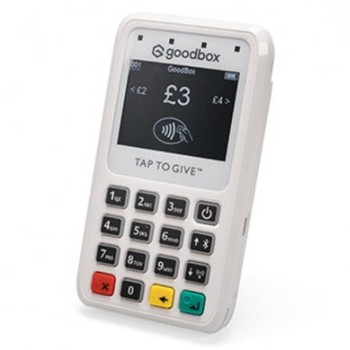 Open Contactless Giving and Card Readers