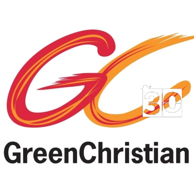 Green Christian Logo