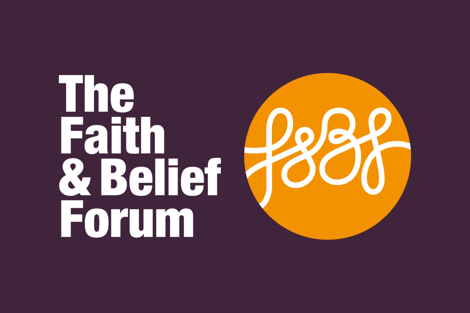 Faith and Belief Forum logo