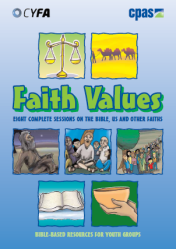 Cover of the Resource Faith Values