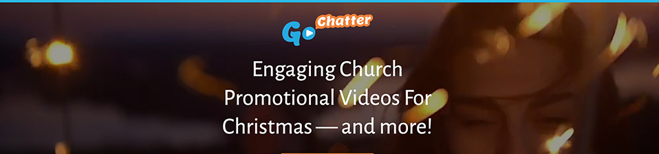 Open ​Promote Christmas services without the hassle