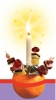 Click here to view the 'Christingle Service 2011' album