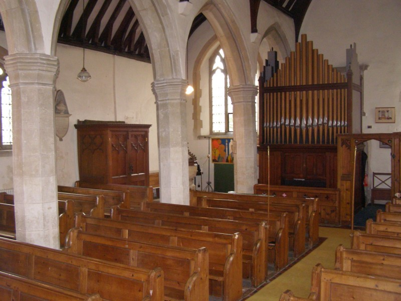 A view from the pulpit