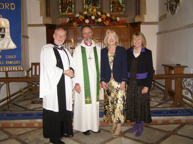 The Bishop, Rector and Churchwardens