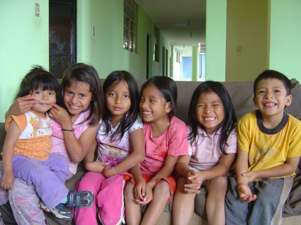 Some of the Younger Children