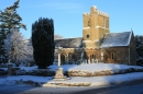 Click here to view the 'Great Brickhill in Snow' album