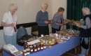 The ever popular cake stall