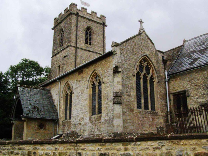 St Mary Tingewick photograph