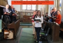 Benefice choir