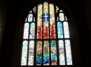 Click here to view the 'Detail of our east window' album