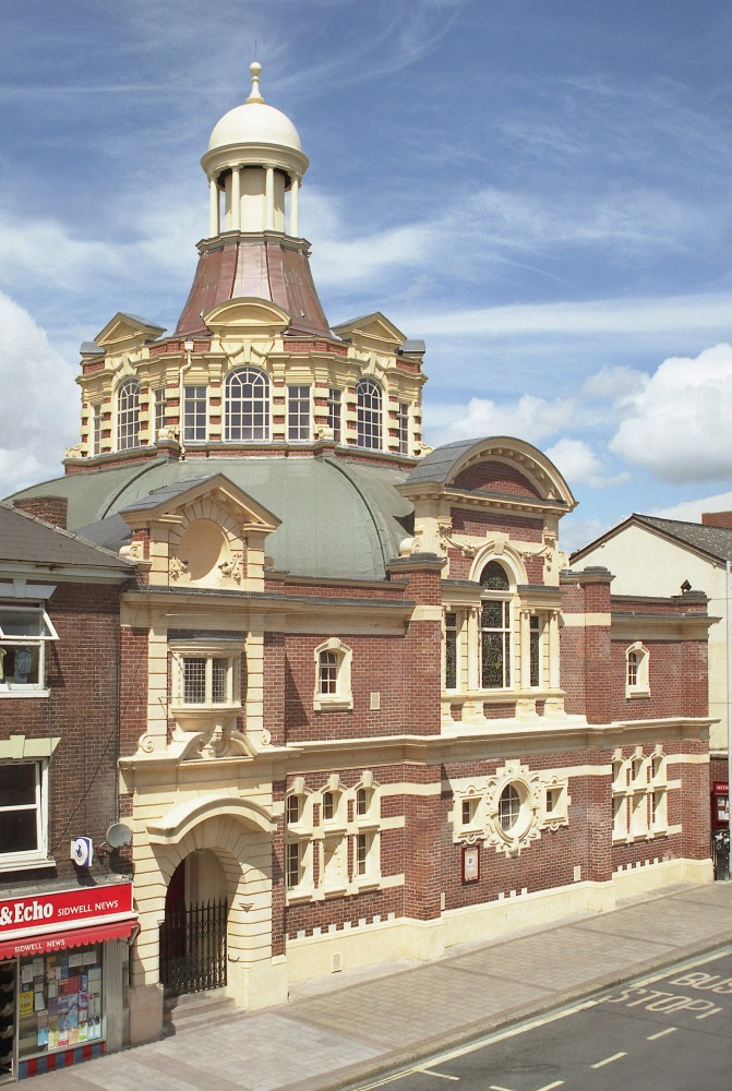 Our Magnificent Edwardian Church Building