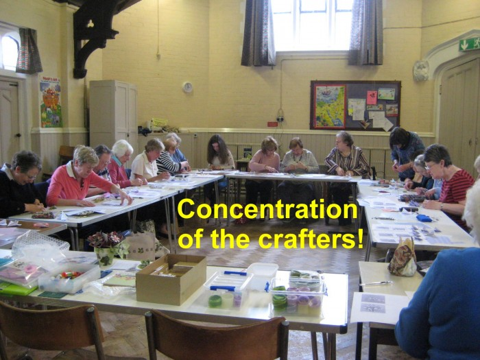 Concentration at Craft Group