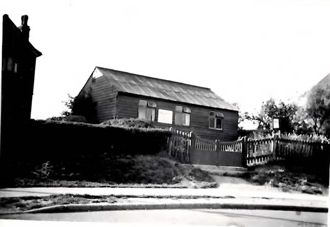 Bletchley Baptist Mission Hall 1950