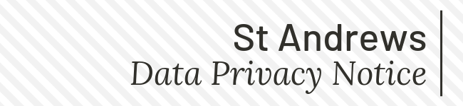Privacy Notice Banner