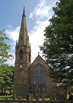 Picture of St Andrew's churc building