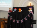 Puppets @ Bearwood Chapel Fun day