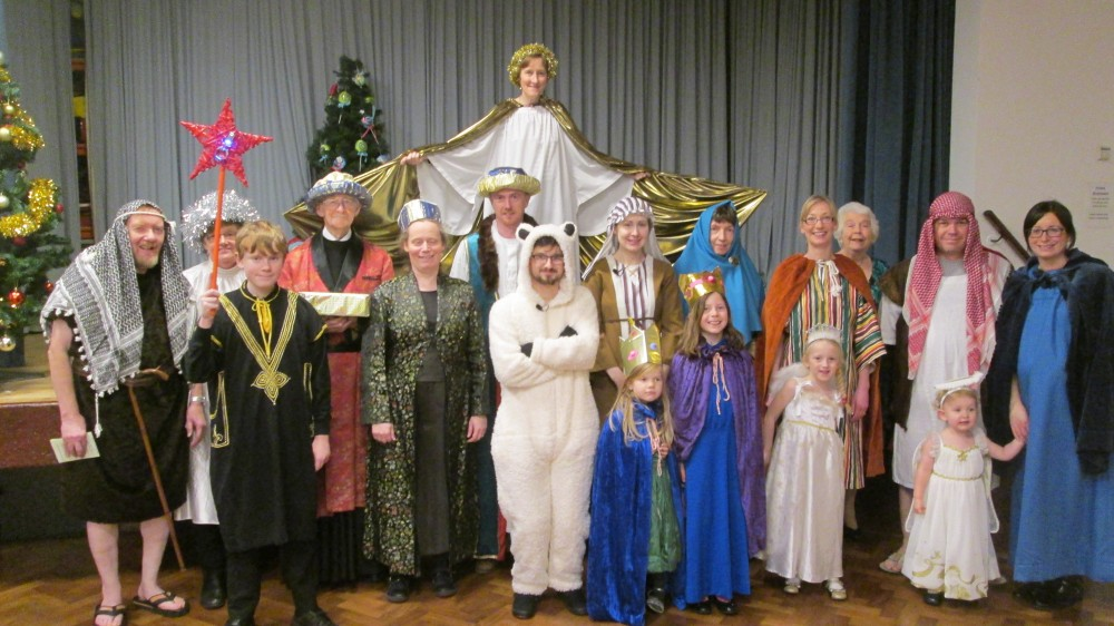 Nativity Players