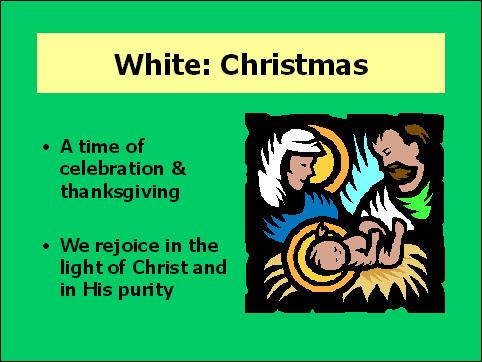 White, Christmas