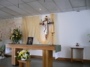 The altar at Easter 2010