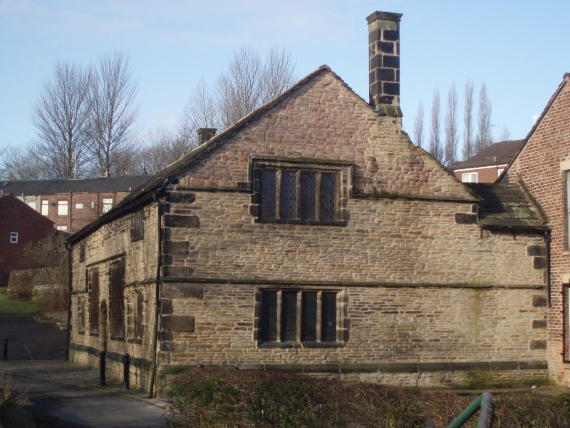 The Old Grammar School from Whitbrook