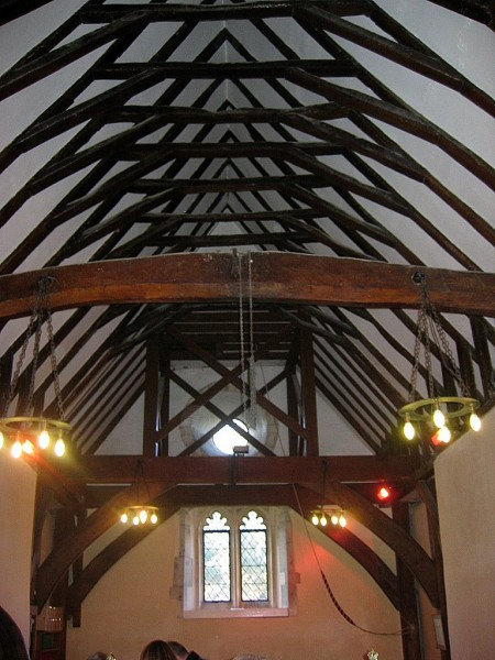 The Beams in Church