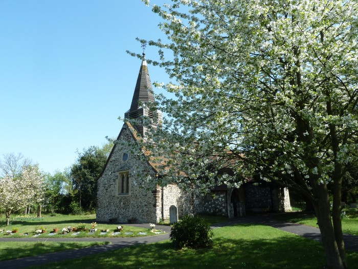 St Marys Church - Spring 2011