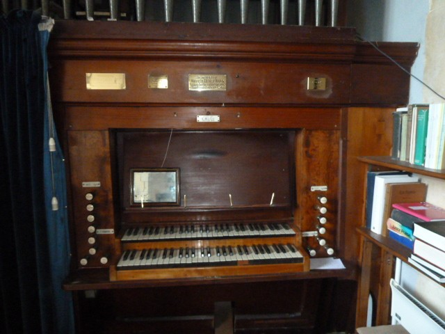 Our Organ that need an organist