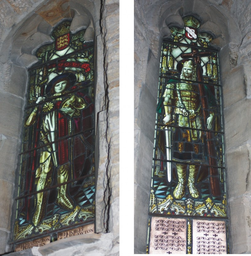 The West Windows