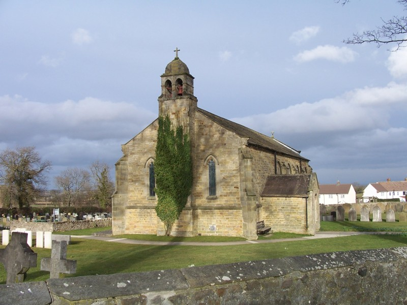 St John the Evangelist Church - Hipswell