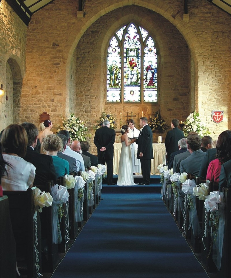 a St John's wedding