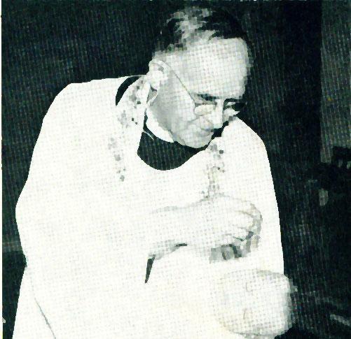 Rev Frederick Massey