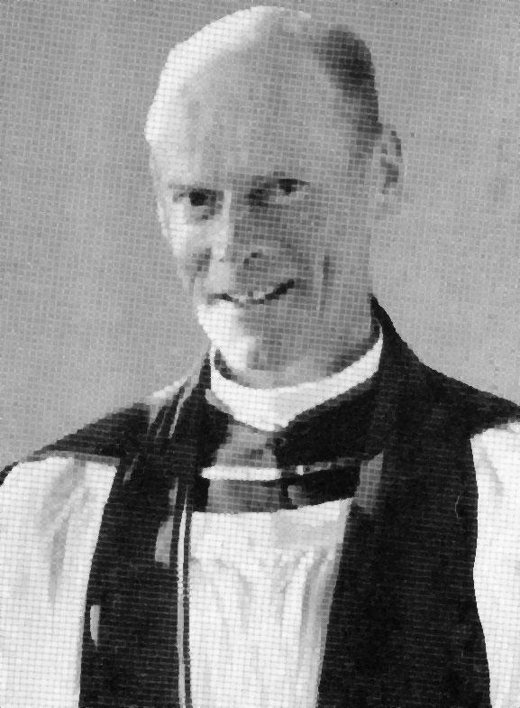 Rev Geoffrey Winder Taverner