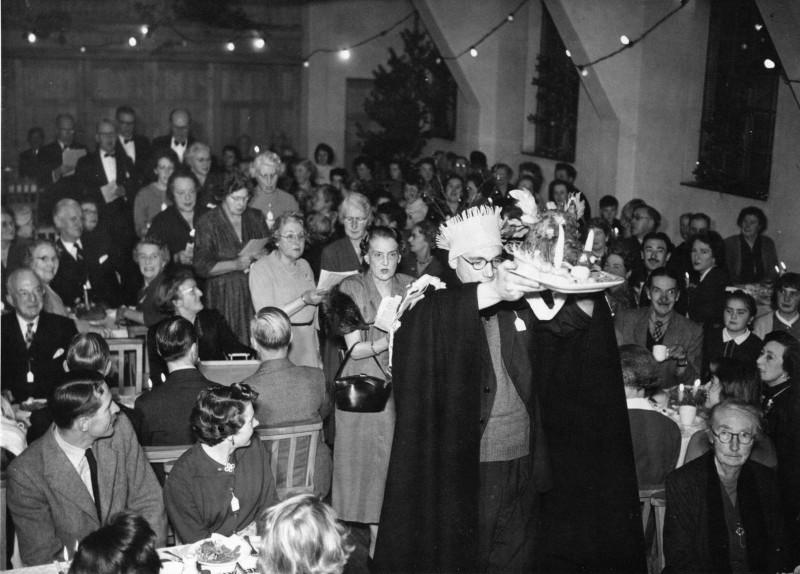 St Nicholas Feast 1957