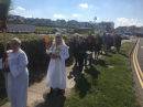 Palm Sunday procession