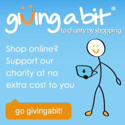 Donate to our charity at no cost to you with givingabit.com