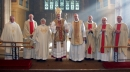 The Bishop of Ebbsfleet and his Concelebrants