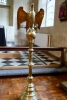 Lectern in the Lady Chapel