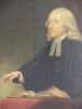 Our painting of John Wesley