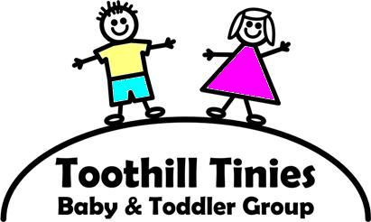 Toothill Tinies Baby and Toddler Group logo