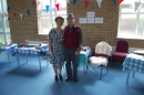 Debbie and Tony who organised the day