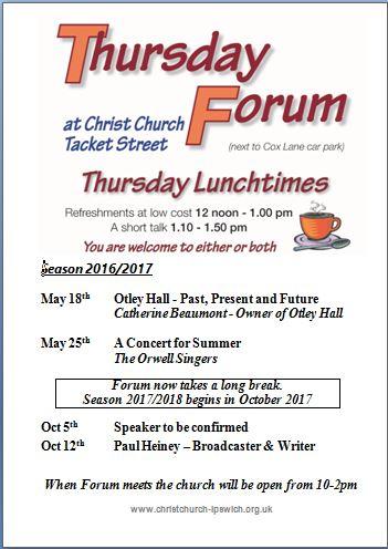 Current Forum poster