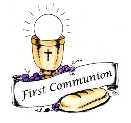 First Holy Communion image