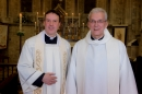 Fr Russell and Fr Stephen
