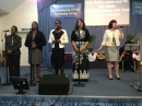 Sparkbrook worship team leading worship