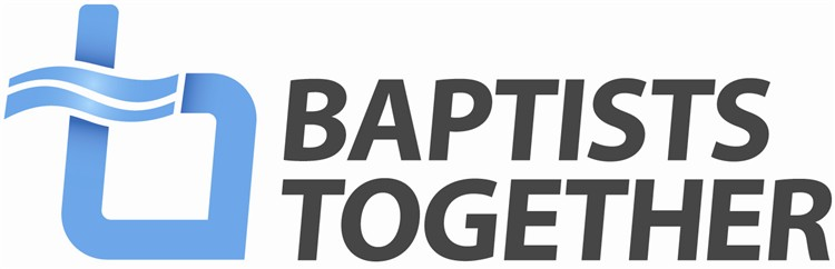 Baptists Together button