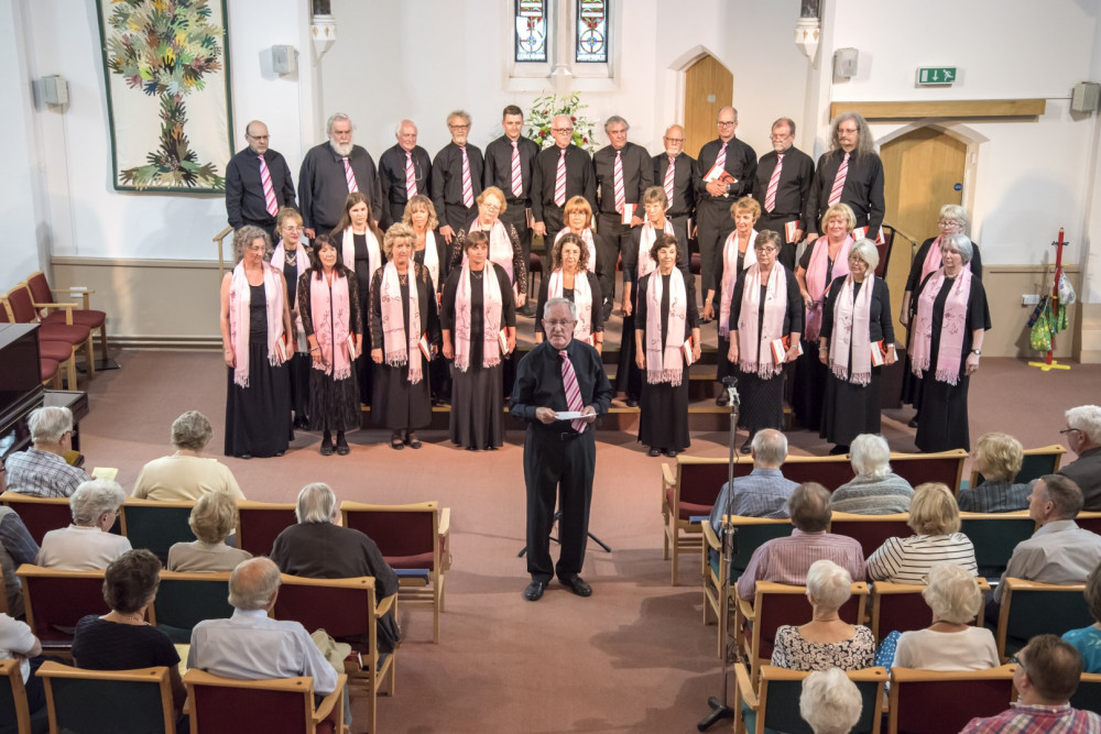 A picture of The Laurence Singers