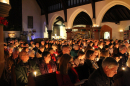 Candlelit service for Christmas 2018