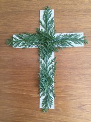 An Easter Cross